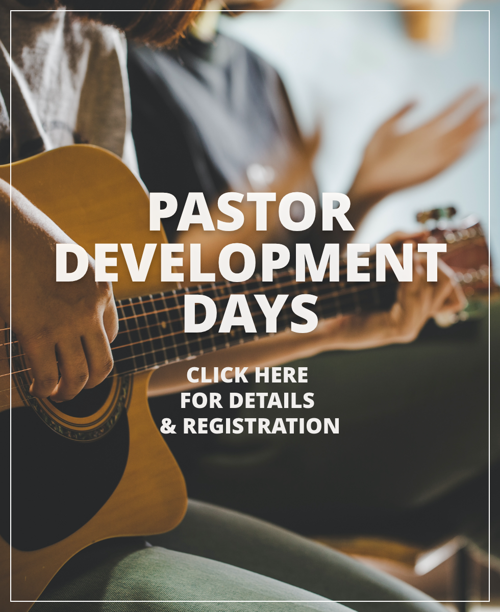 Pastor Development Days