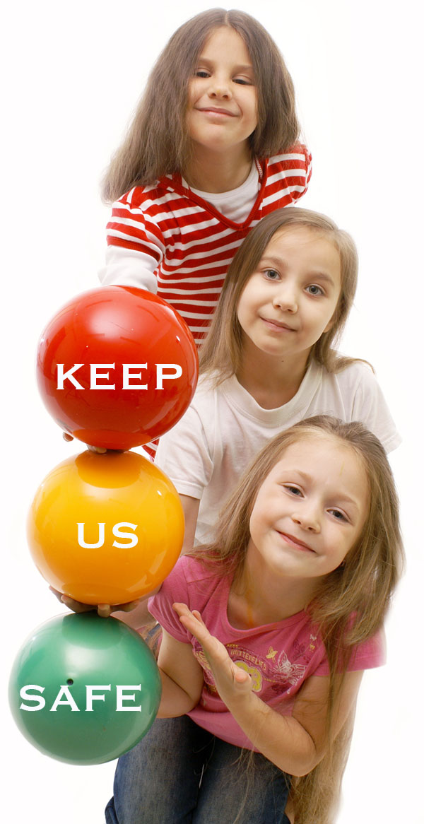 Keep Us Safe: Kids