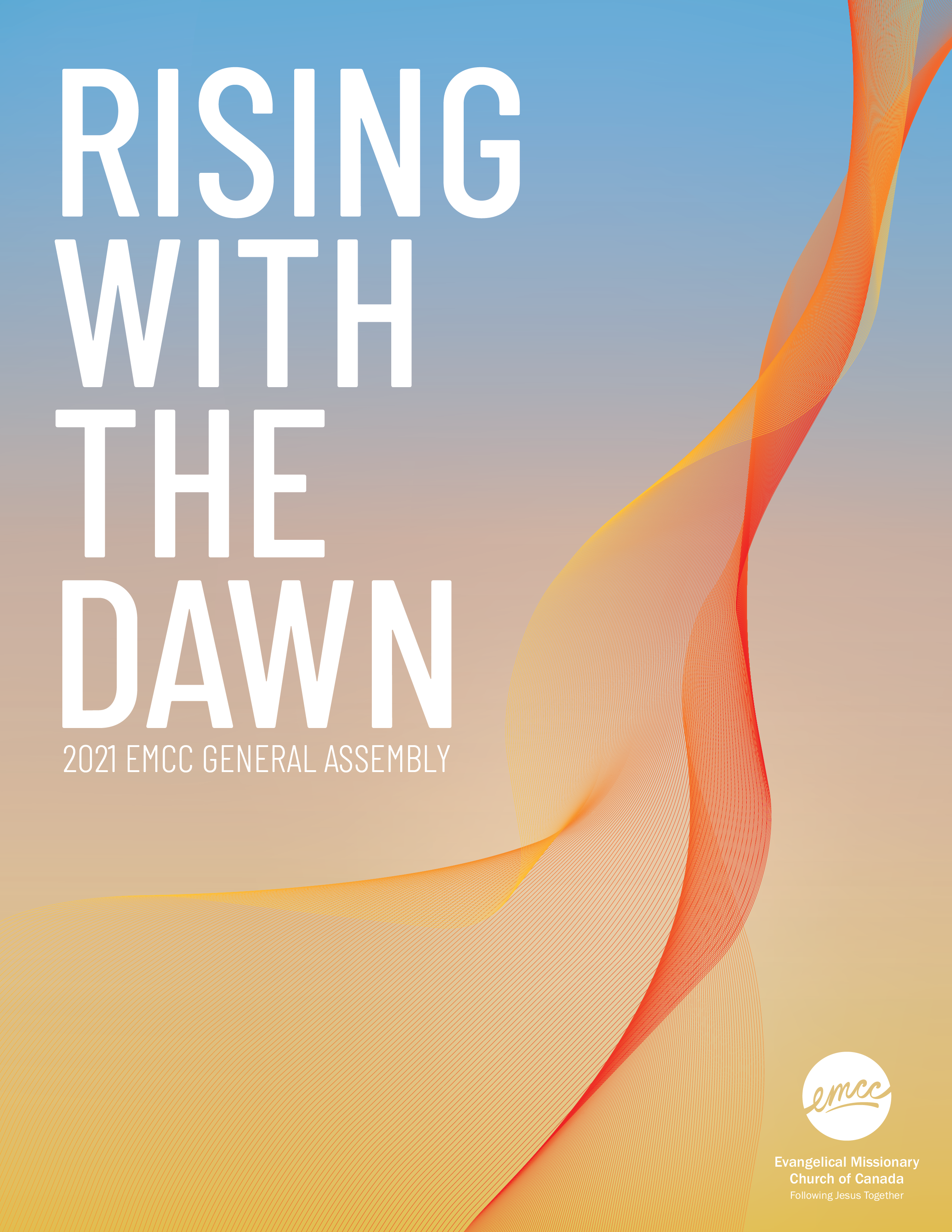 2021 Assembly Theme Rising with the Dawn