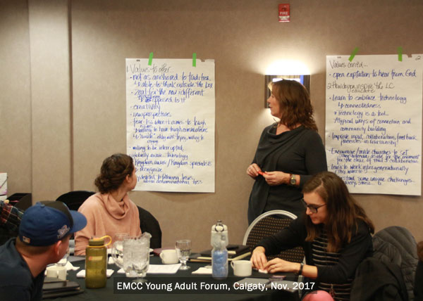 Young Adult Forum
