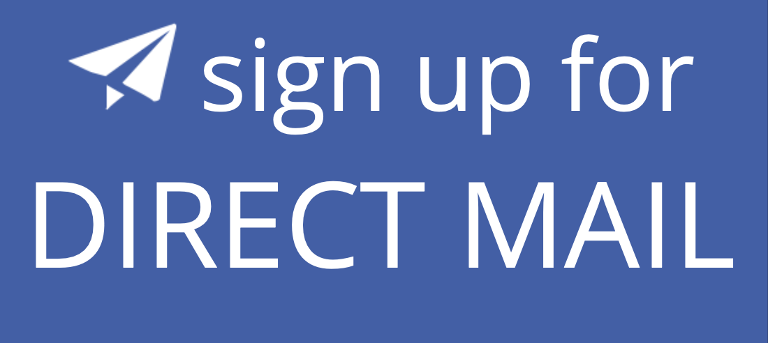 Direct Mail signup